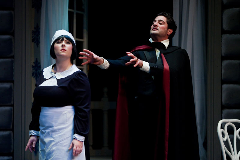 Dracula at Rutgers-Camden Fall 2009