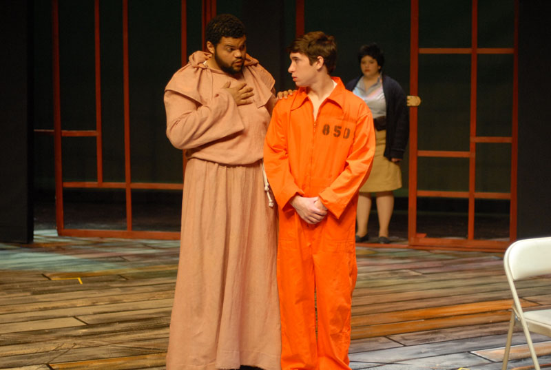 Measure for Measure at Rutgers-Camden Spring 2011