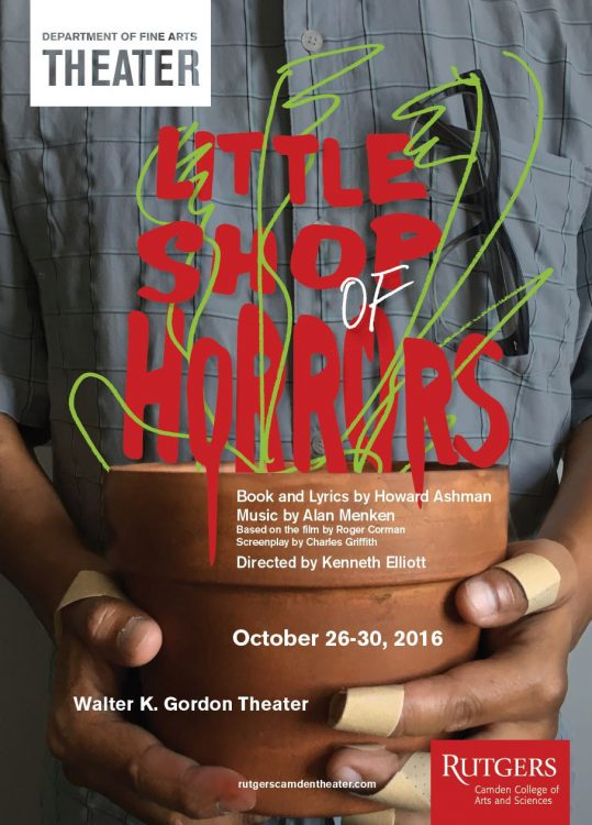 "Opening Soon: ""Little Shop of Horrors"" – October 26th-30th"