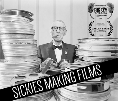 FDr. Emmons in the News: Sickies Making Films