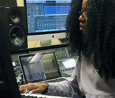 Precollege Music Technology & Production course